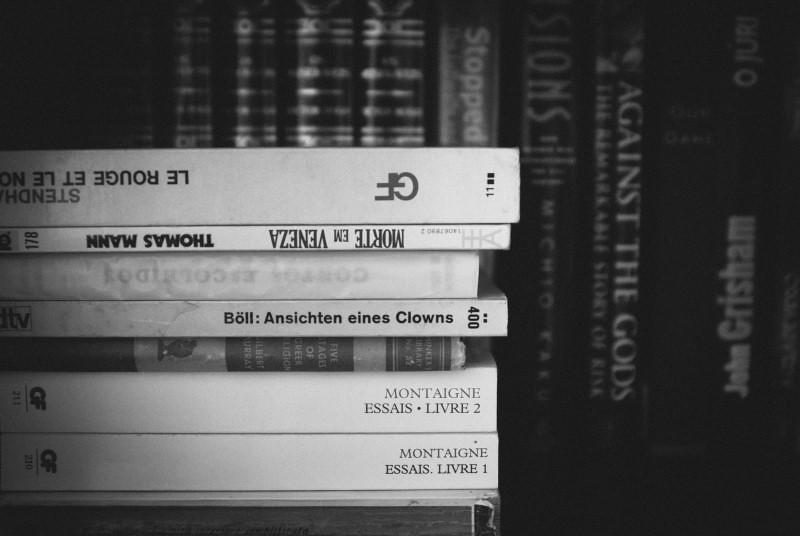 a secret library