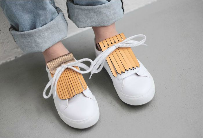 zapatillas lengüeta