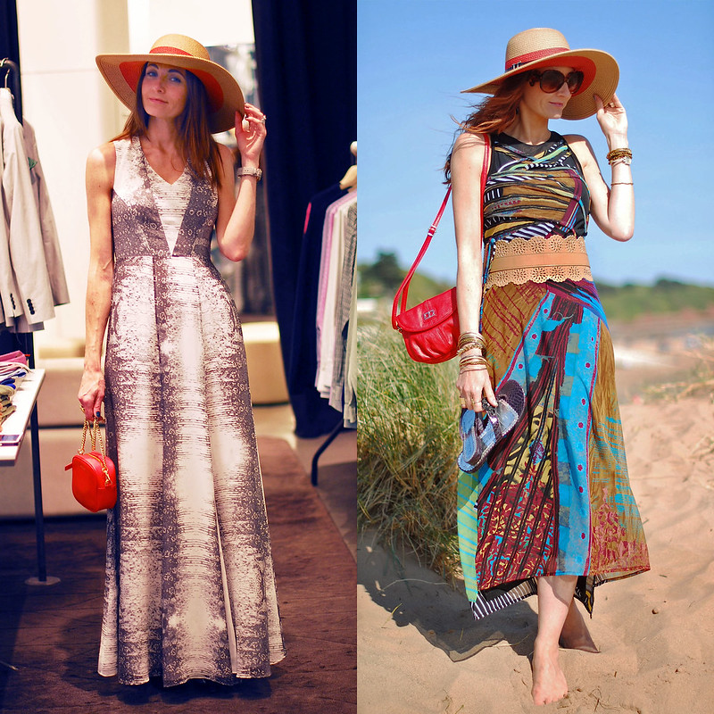 17 Last minute wedding guest outfit ideas - beach wedding