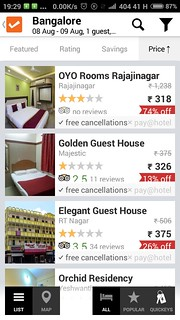 ClearTrip-App-Hotels-in-Bangalore