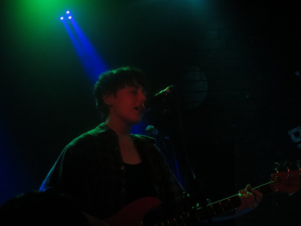 2015-08-01: Luna + Hookworms + Flowers at the Brudenell Social Club, Leeds