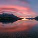 Light in the summer night by John A.Hemmingsen
