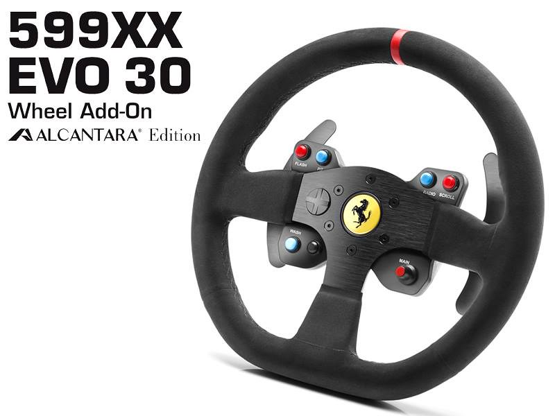 Thrustmaster 599XX EVO 30 Wheel Add-On