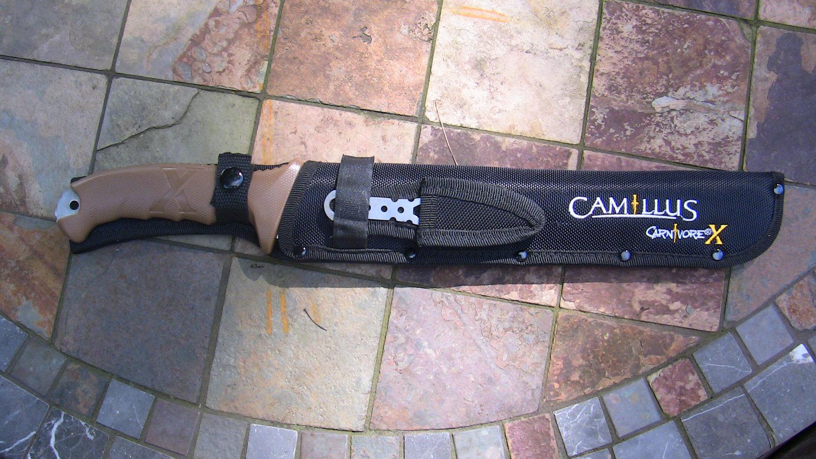 camillus carnivore-x review | Bushcraft USA Forums