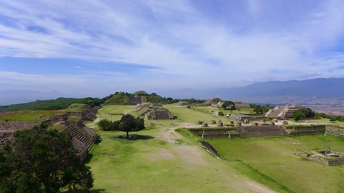 Monte Alban - Oaxaca
