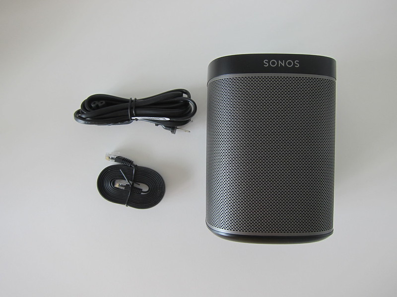 Sonos PLAY:1 (Black) - Box Contents