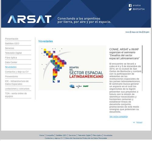Arsat_Congreso_Latinoamericano
