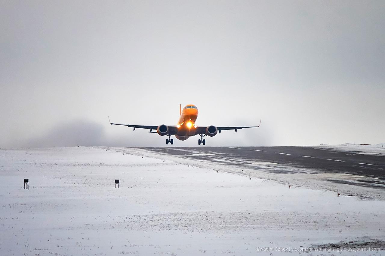 Embraer ERJ 195 (BRY)