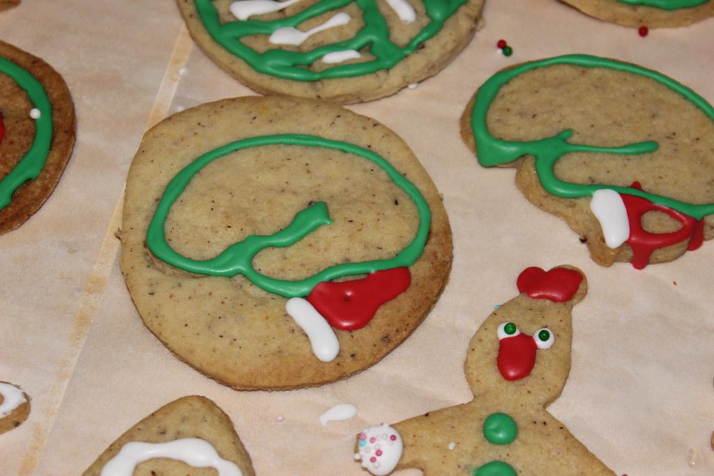 plastic cookies