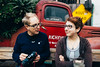 Doc and Christine at Zeitgeist by Rubin Starset