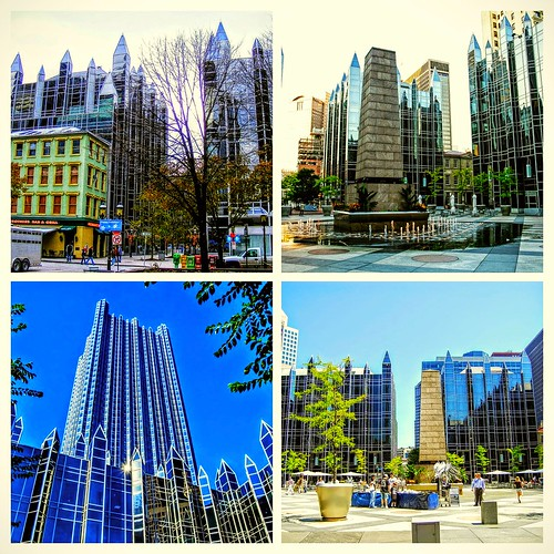 PPG Place-Management Office (PPG Place) - Pennsylvania, United States Collage