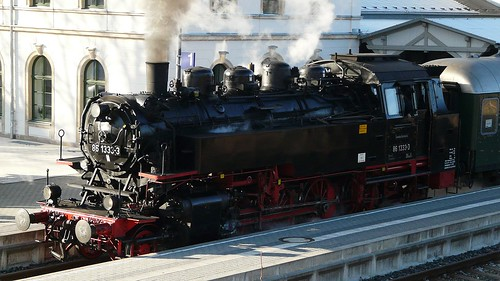 Dampflok 86 1333-3
