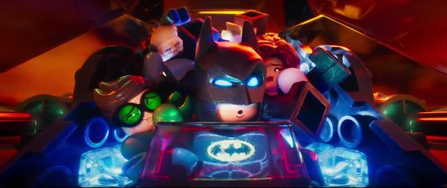 Scena z The LEGO Batman Movie 10