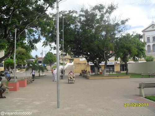 Coruripe - Praça Dr. Lima de Castro