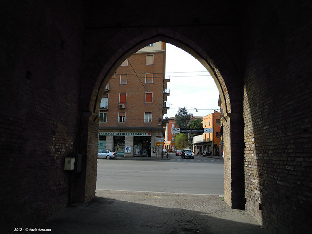 Bologna Porta Castiglione (11), Nikon COOLPIX S640