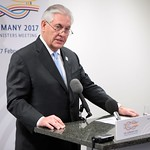 U.S. Secretary of State Rex Tillerson travels to Bonn, Germany, February 15-17, 2017, to participate in the G-20 Foreign Ministers' Meeting. This is his first official trip as Secretary of State.