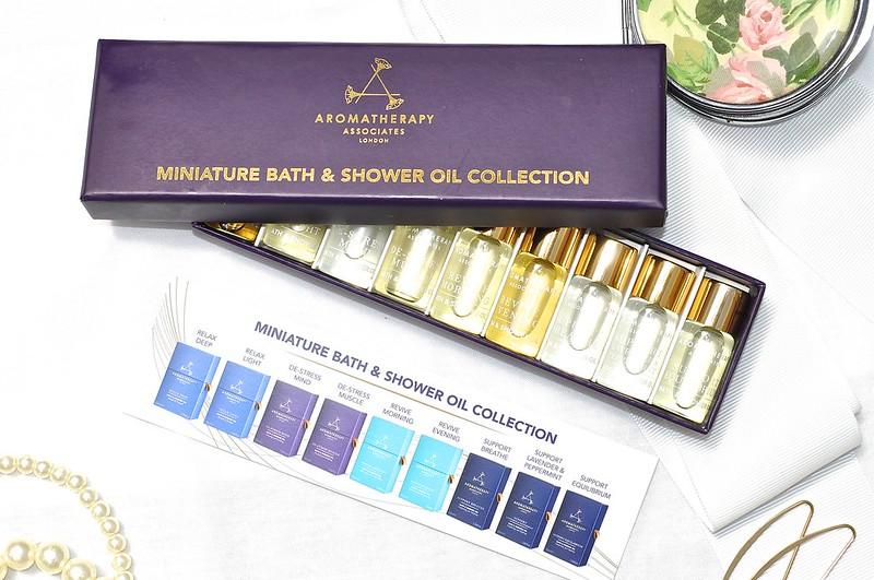 Aromatherapy Associates Bath Oils 3