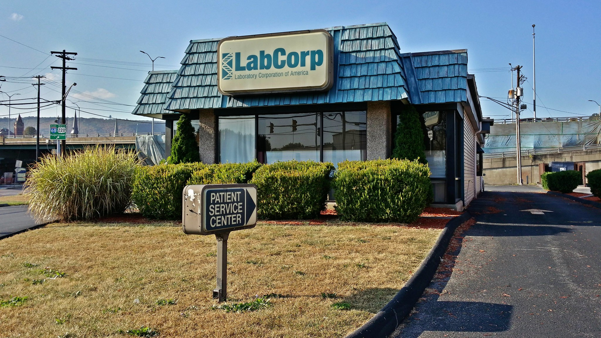 Labcorp in former Dunkin Donuts | Flickr - Photo Sharing!