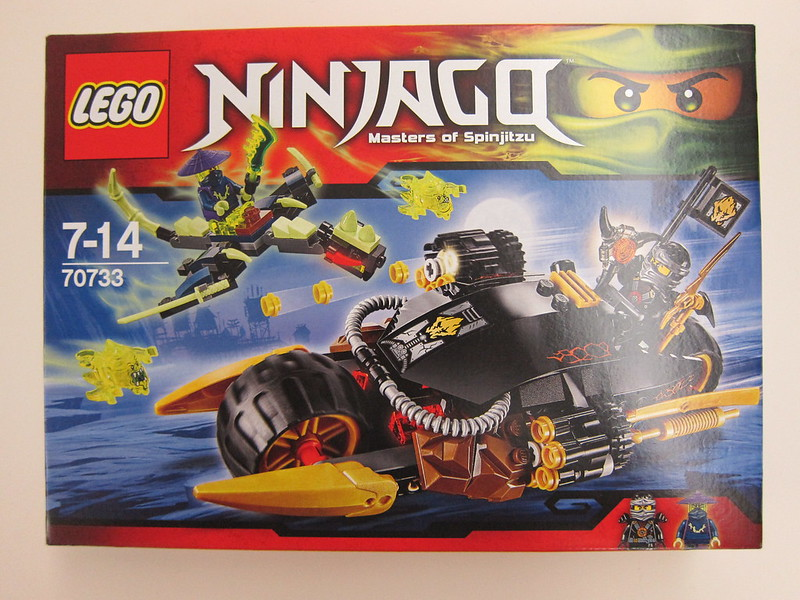 New LEGO Ninjago Products And LEGO Ninjago Airjitzu Flyer (Summer 2015)