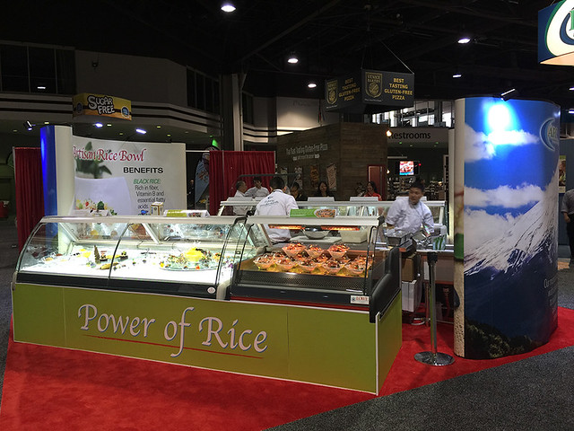 Int'l. Dairy-Deli-Bakery Assoc. Expo Power of Rice 2015