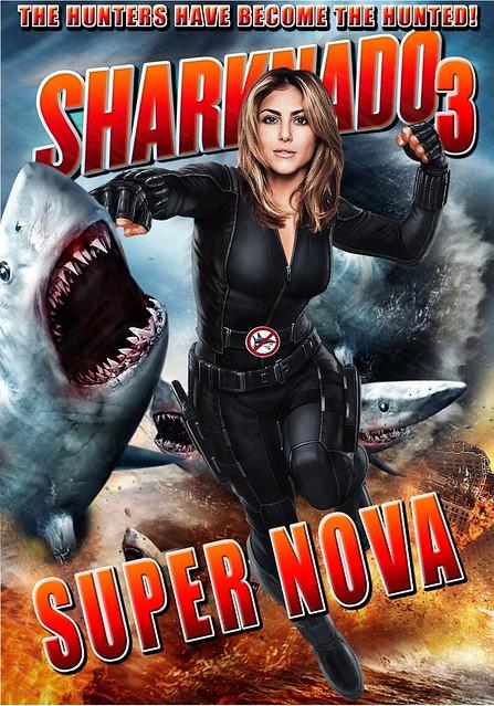 Bão Cá Mập - Sharknado 3(2015) [Phim Kinh Dị]
