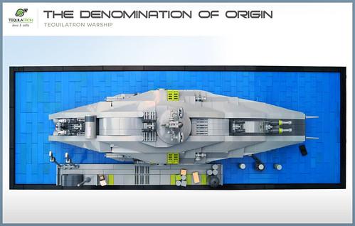 The Denomination of Origin - DA2 - Top view