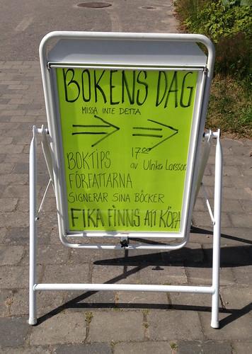 Bokens Dag, Haverdals Camping