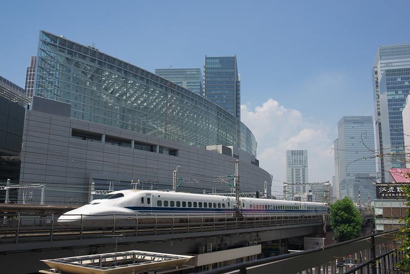 Tokyo Train Story 東海道新幹線 2015年7月20日