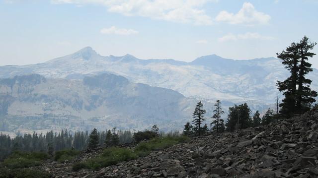 Climbing Mount Tallac