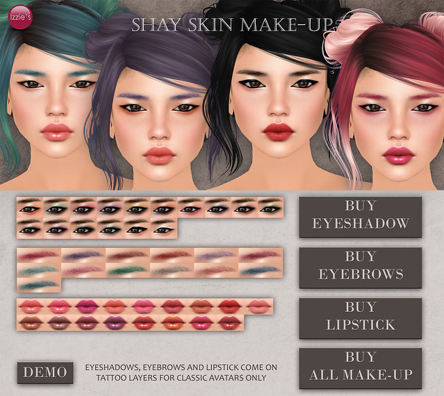 Shay Skin Make-Up (for Uber)