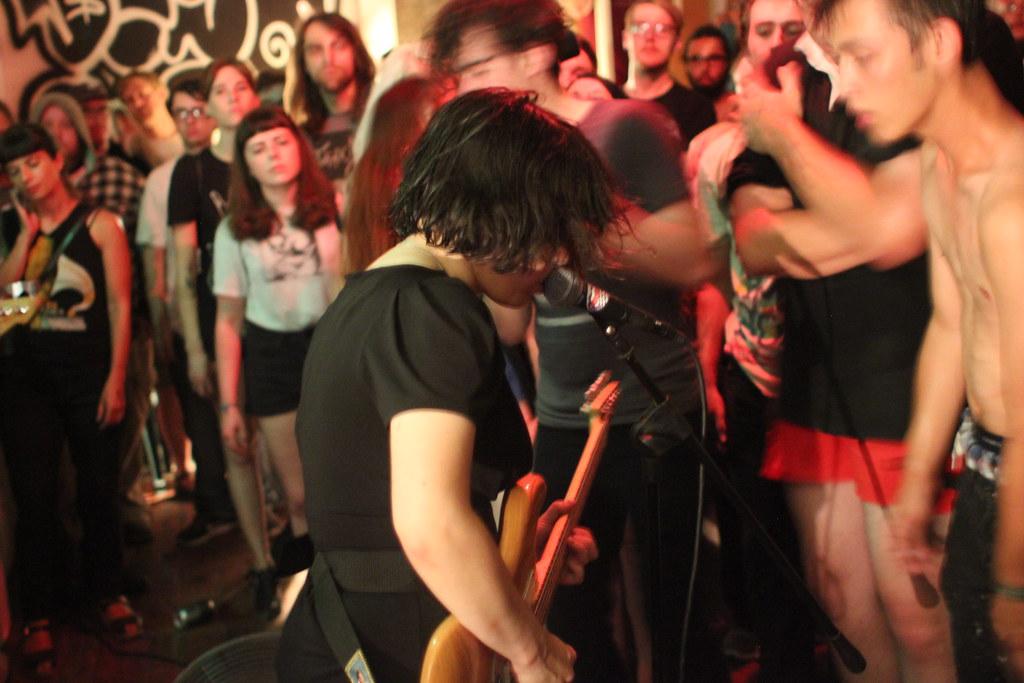 Screaming Females | Sweatshop | 8.3.15