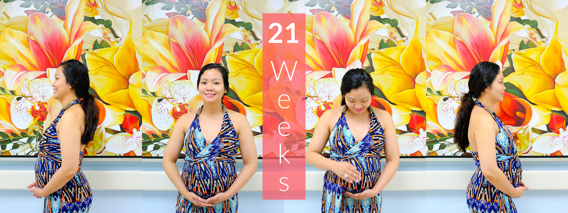 Pregnancy Diary: 21 Weeks