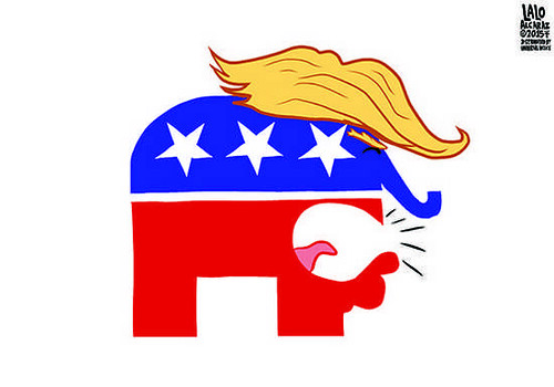 GOP_Trump_ElephantDailyKos