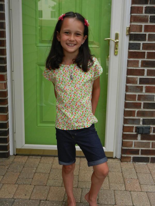 Mini Sutton blouse 3