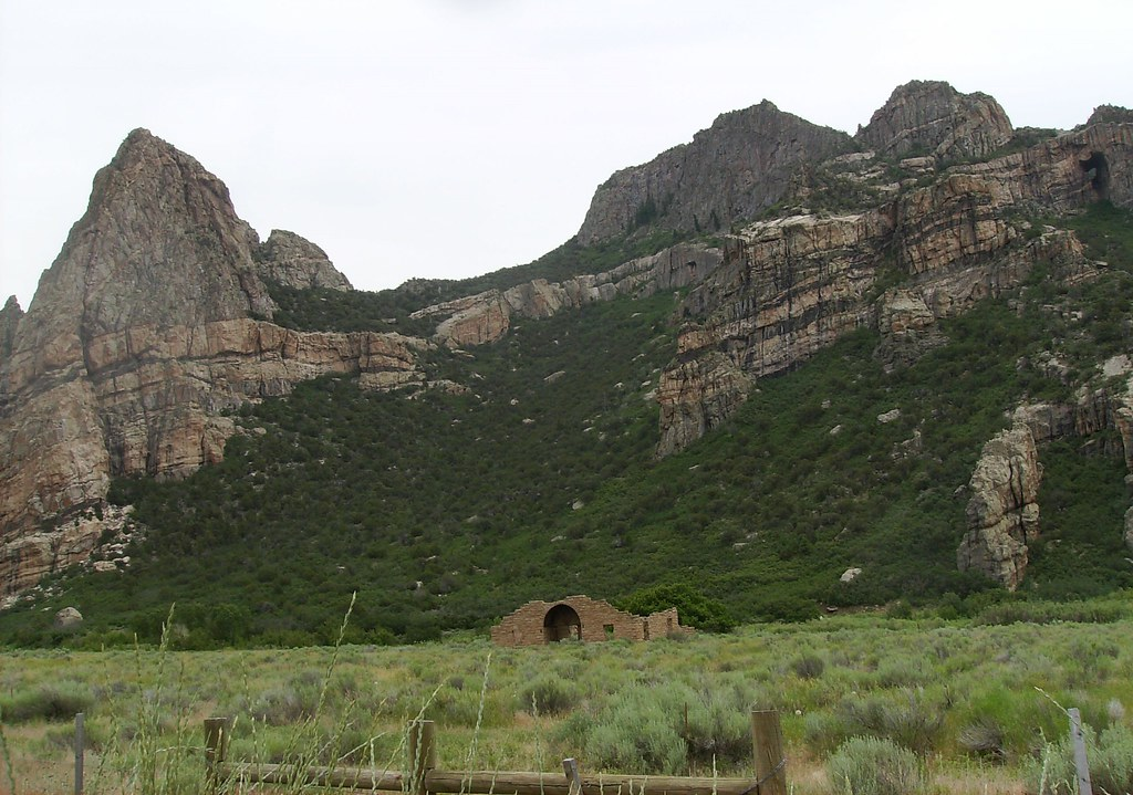 In Unaweep Canyon