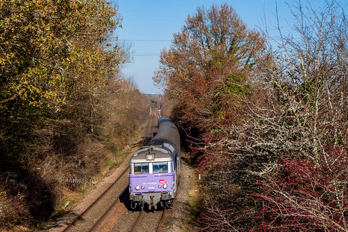 05 decembre 2016 BB 67621 Train 3831 Nantes -> Bordeaux Marsas (33)