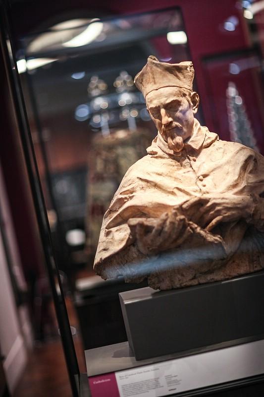 Bust of Cardinal Paolo Emilio Zacchia