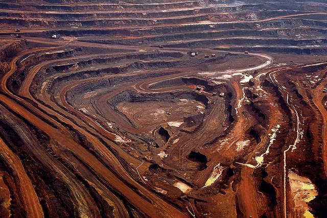 Em 2015, o município Parauapebas (PA) teve a maior arrecadação de royalties por exploração mineral no país - Créditos: Jeremy Bigwood/Agência Pública