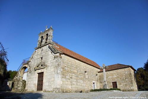 Igreja Matriz de Mosteiro de Fráguas - Portugal
