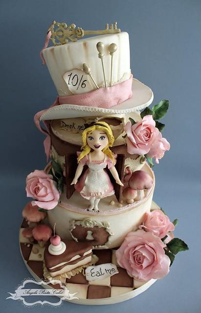 Cake by Angela Penta Cakes