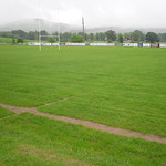 Pitches 1 and 2 drainage Project 2012