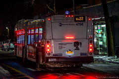 MTA Regional Bus New Flyer Industries XD60 #4796