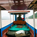 on the boat to Pak Ou Caves