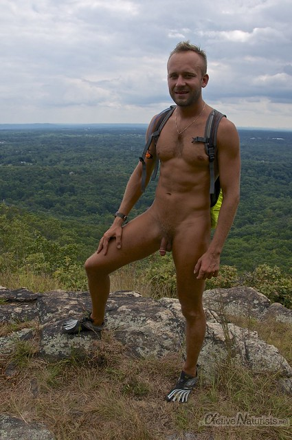 naturist 0025 Harriman State Park, New York, USA