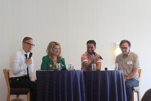 Candid discussion about the promise and challenges of the millennial generation.  Panelists: Melissa De Genova, Councillor, City of Vancouver  Karm Sumal, Co-founder and Publisher,Vancity Buzz  Jon Stovell, President, Reliance Properties  Moderated by Ben Smith, Rennie Marketing Systems  June 12, 2015 Hyatt 34th floor