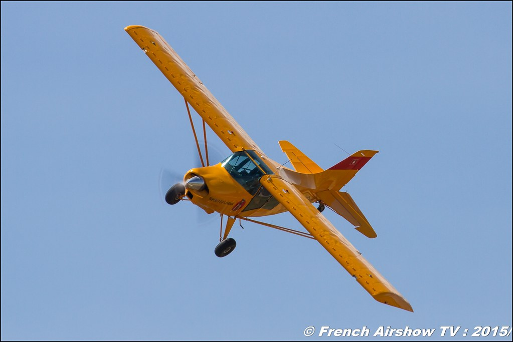 Maule M-5-235C Lunar Rocket, HB-EVQ, Fly in LFBK 2015 - Fly in Saint Yan 2015, Meeting Aerien 2015