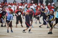 SAKURAKO - The Athletic Festival in Elementary School.