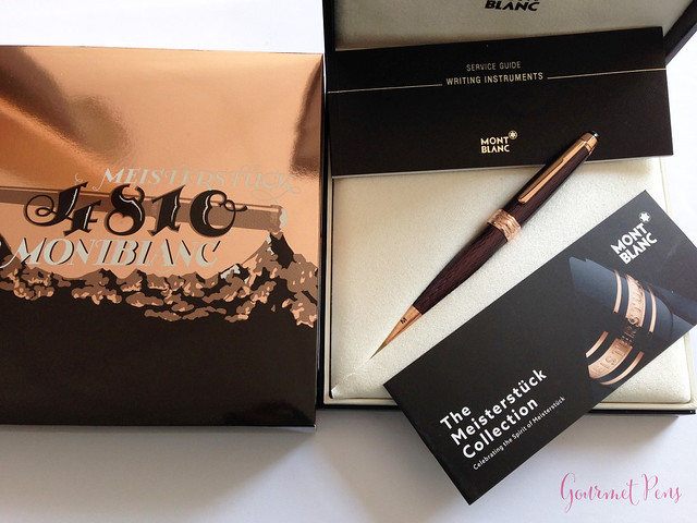 Review Montblanc Meisterstück Solitaire SE Classique Fountain Pen @couronneducomte @montblanc_world (1)