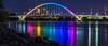 Lowry Avenue Bridge Rainbow