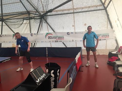 ECSG - Tischtennis